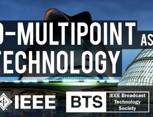 IEEE BMSB 2018 – Workshop on Point-to-Multipoint as Key Technology Element for 5G Systems