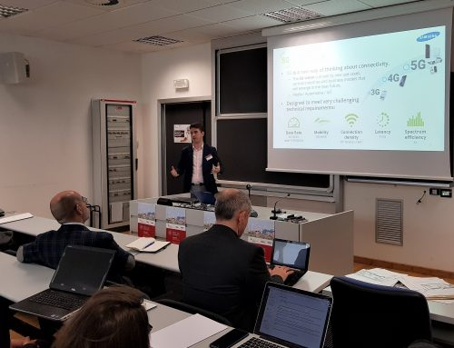 5G-Xcast participates at IEEE 5G Summit in Trento