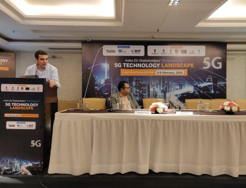 5G-Xcast participation at EU-India Stakeholders' Workshop on 5G Technology Landscape