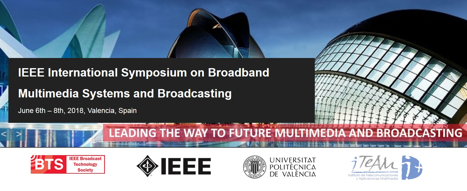 5G-Xcast activity at the IEEE BMSB 2018 conference