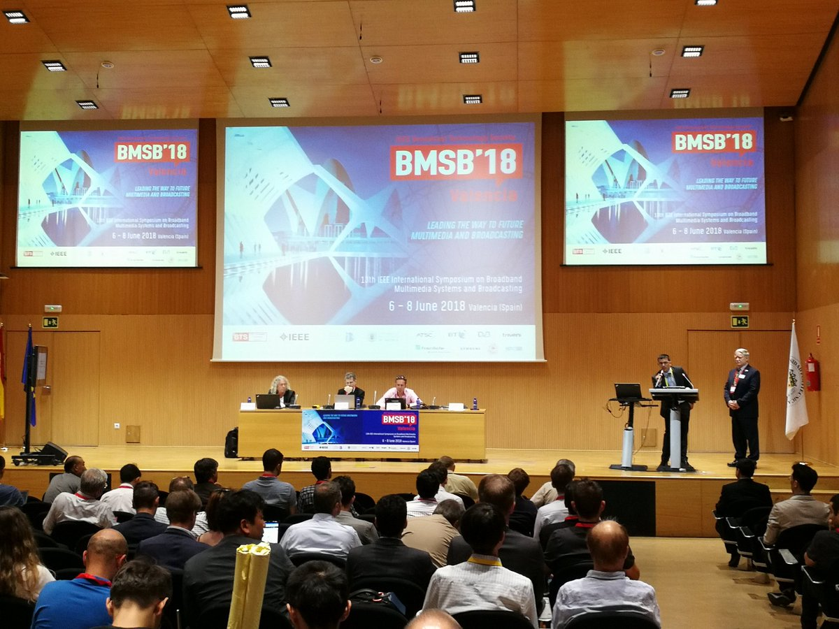 5G-Xcast participation at the IEEE BMSB 2018