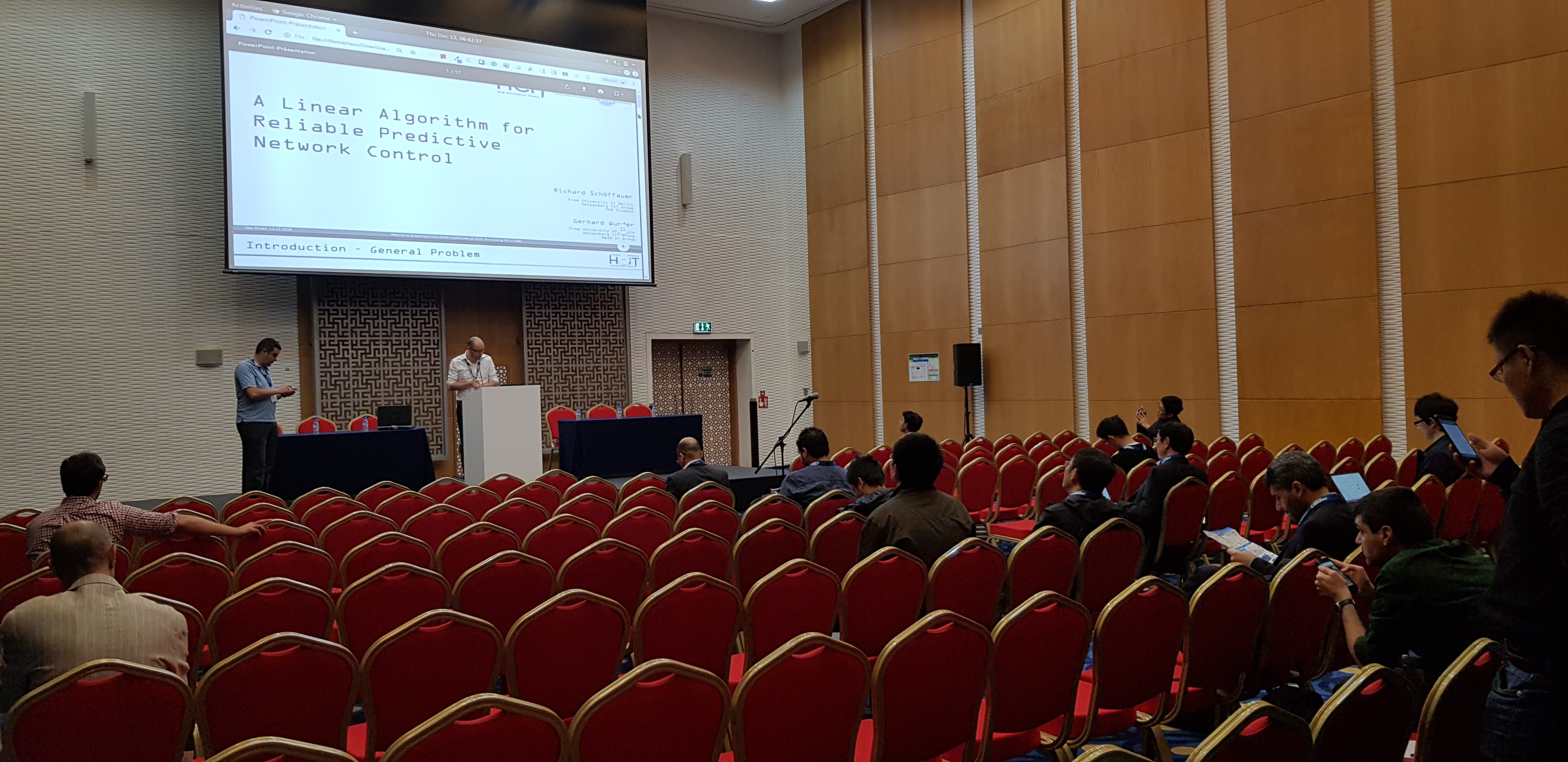 Joint One5G and 5G-Xcast Workshop at the IEEE Globecom 2018 Conference
