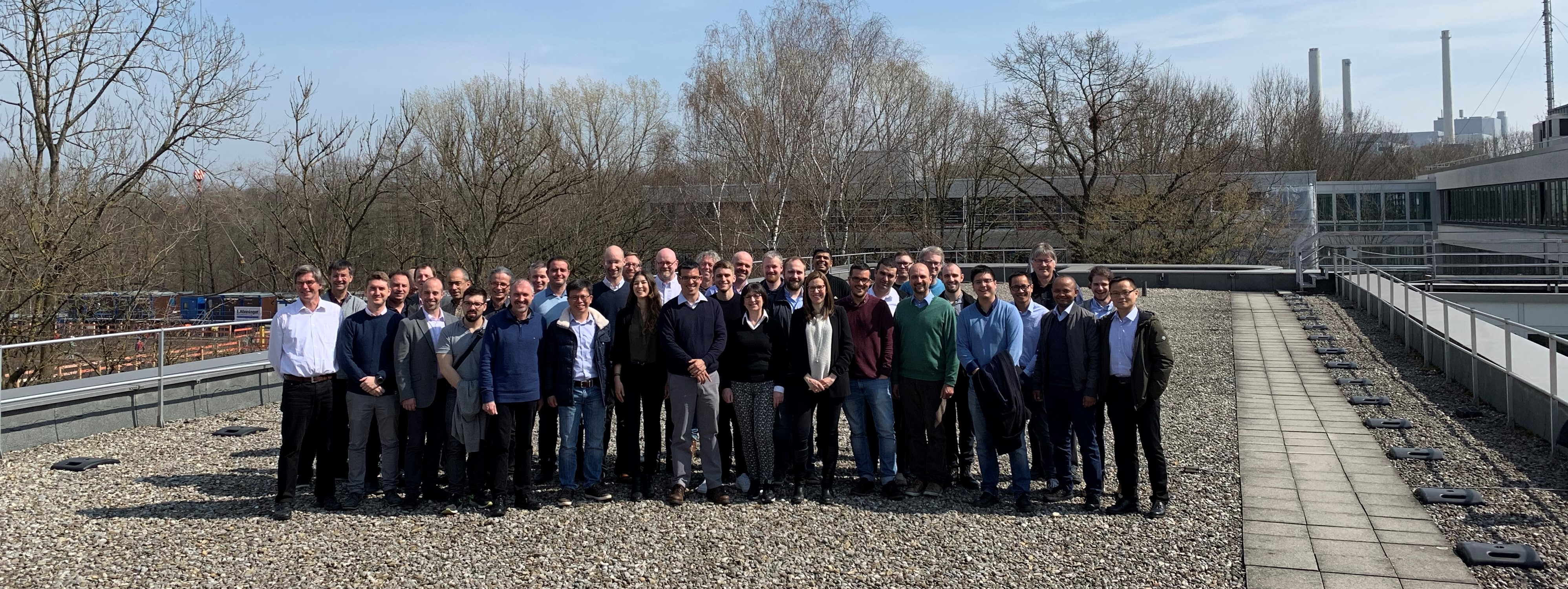 5G-Xcast 8th Face-to-Face Meeting hosted by IRT in Munich
